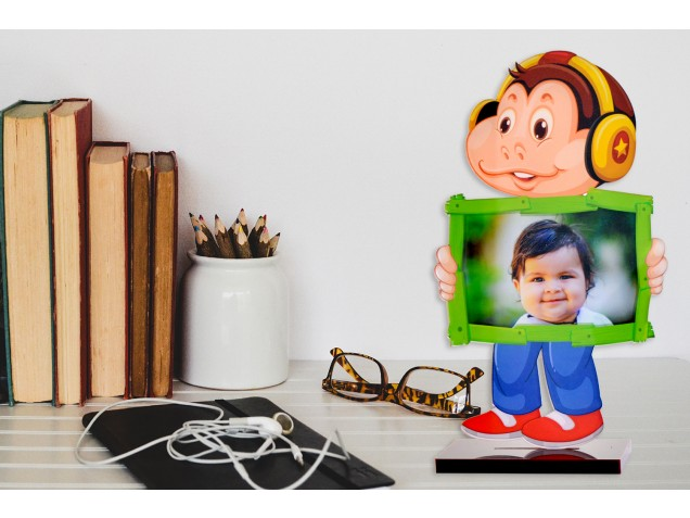RockstarAcrylic Cartoon Photo Stand