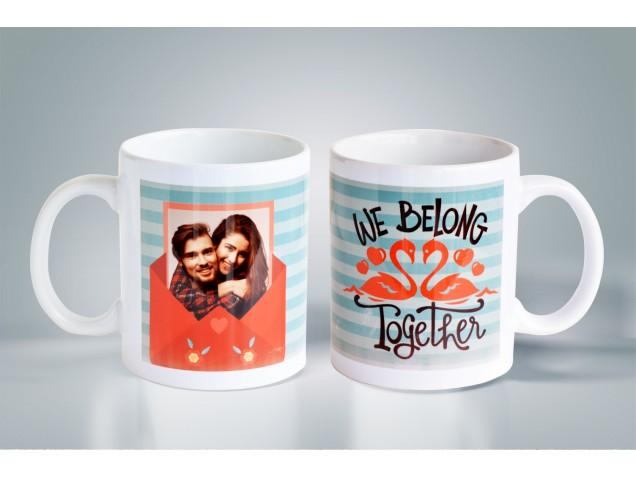 Everlasted Love Personalised Mug