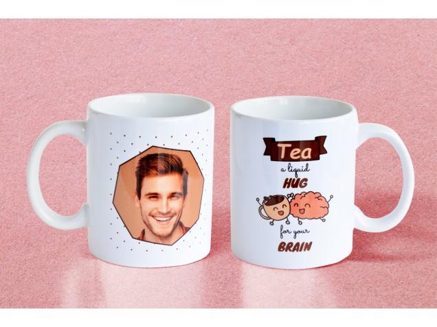 Love for Tea Personalised Mug