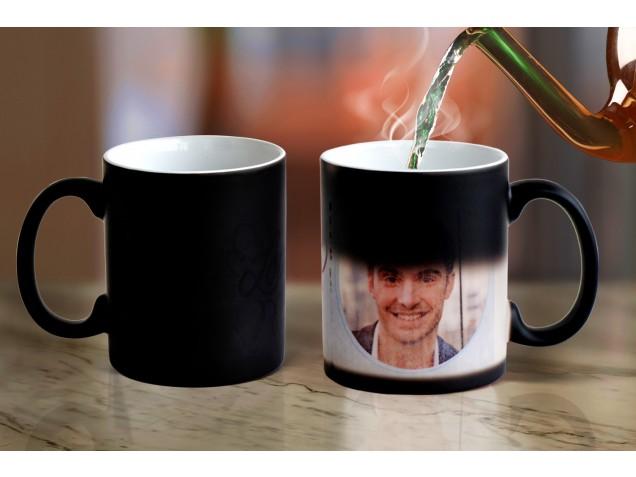Love Personalised Magic Mug