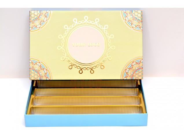 Lemon Blue Sweet Box (1Kg)