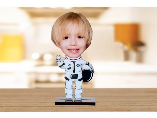 Astronaut Caricature