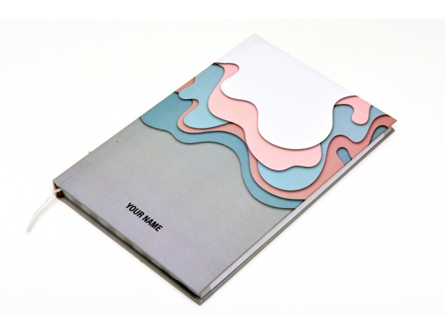 3D Layers Effect Notebook