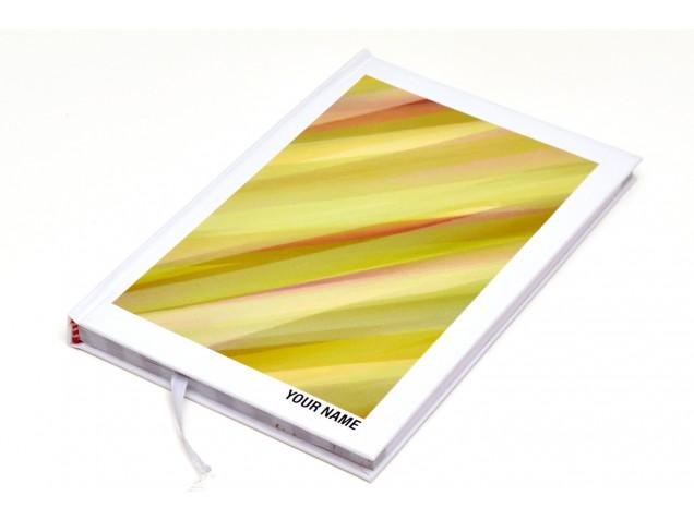 Gold Shadow Effect Notebook