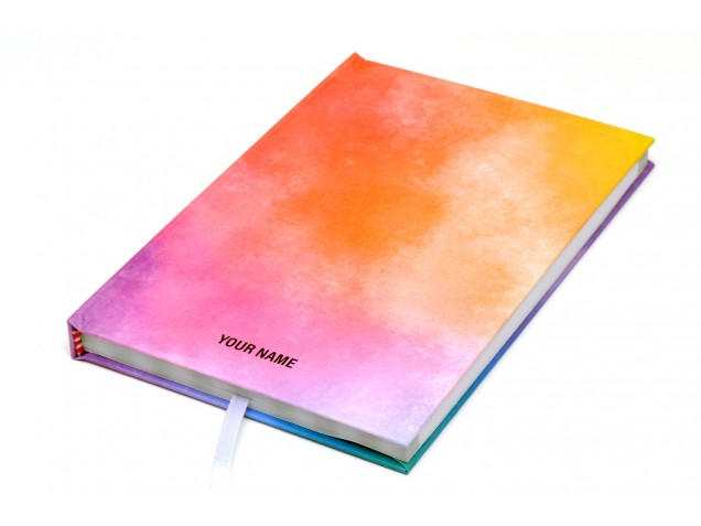 Splash Of Colors Notebook