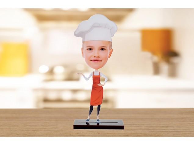I am Chef Caricature