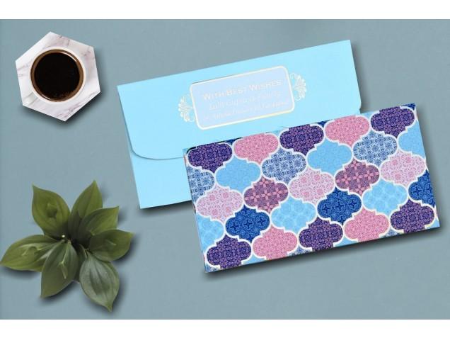 Mint Personalised Shagun Envelopes Premium - Pack of 20