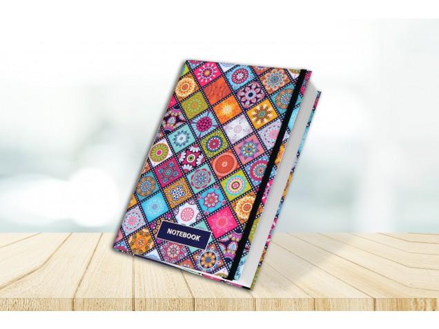 Madhubani Art Personalised Notebook