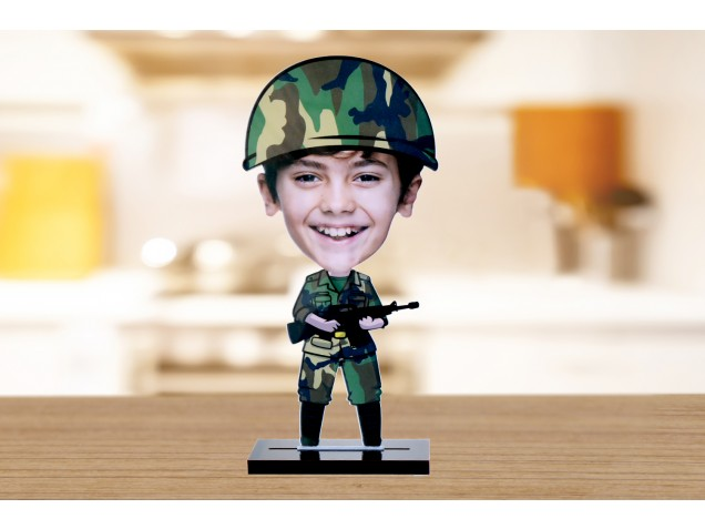 Army Caricature