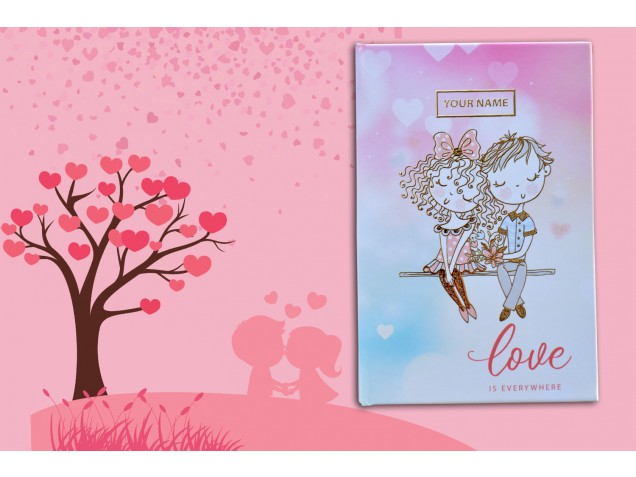You & Me Notebook