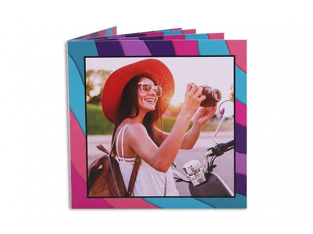 Rainbow 6X6 Photo Album