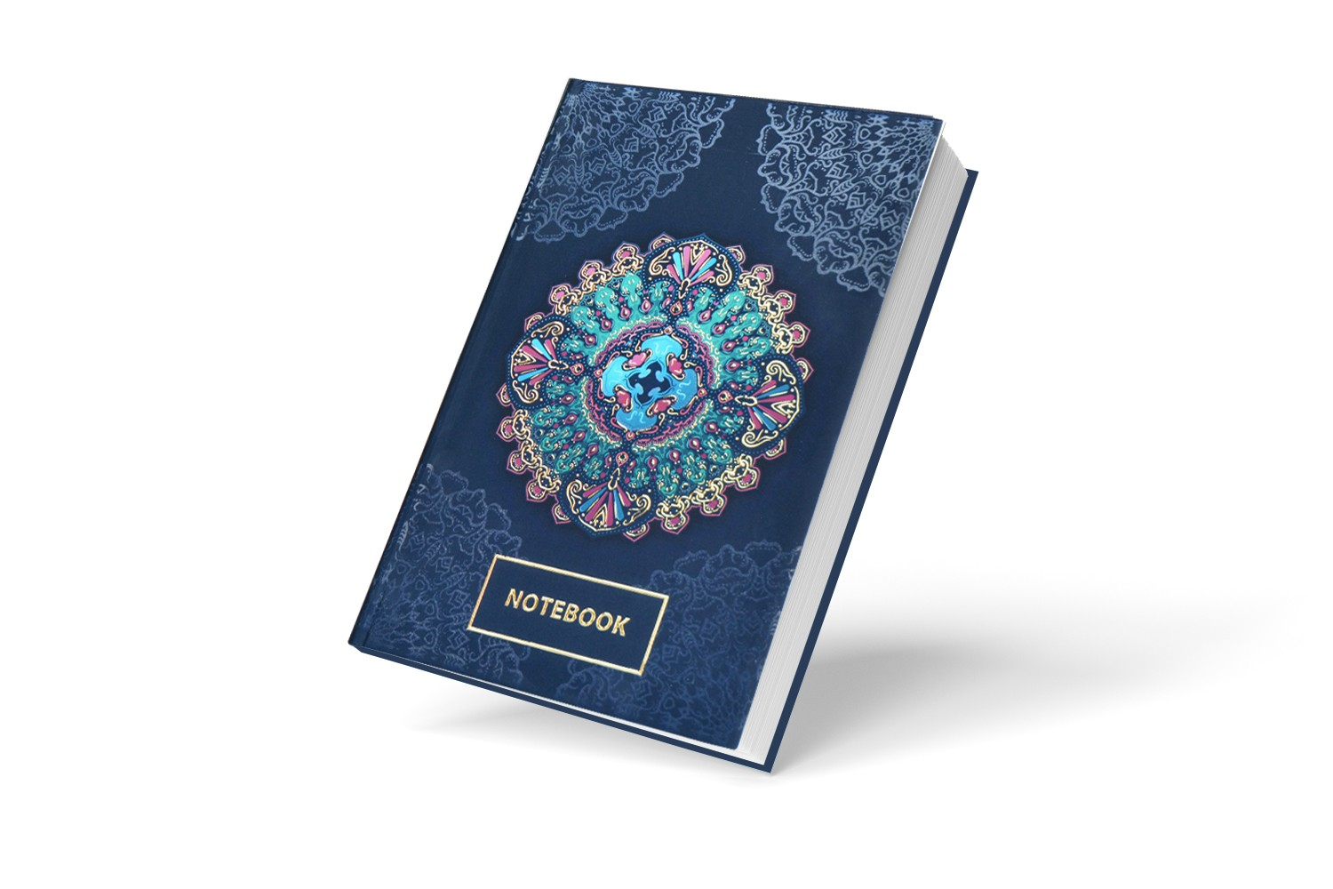 Indian Ethnic Personalised Notebook