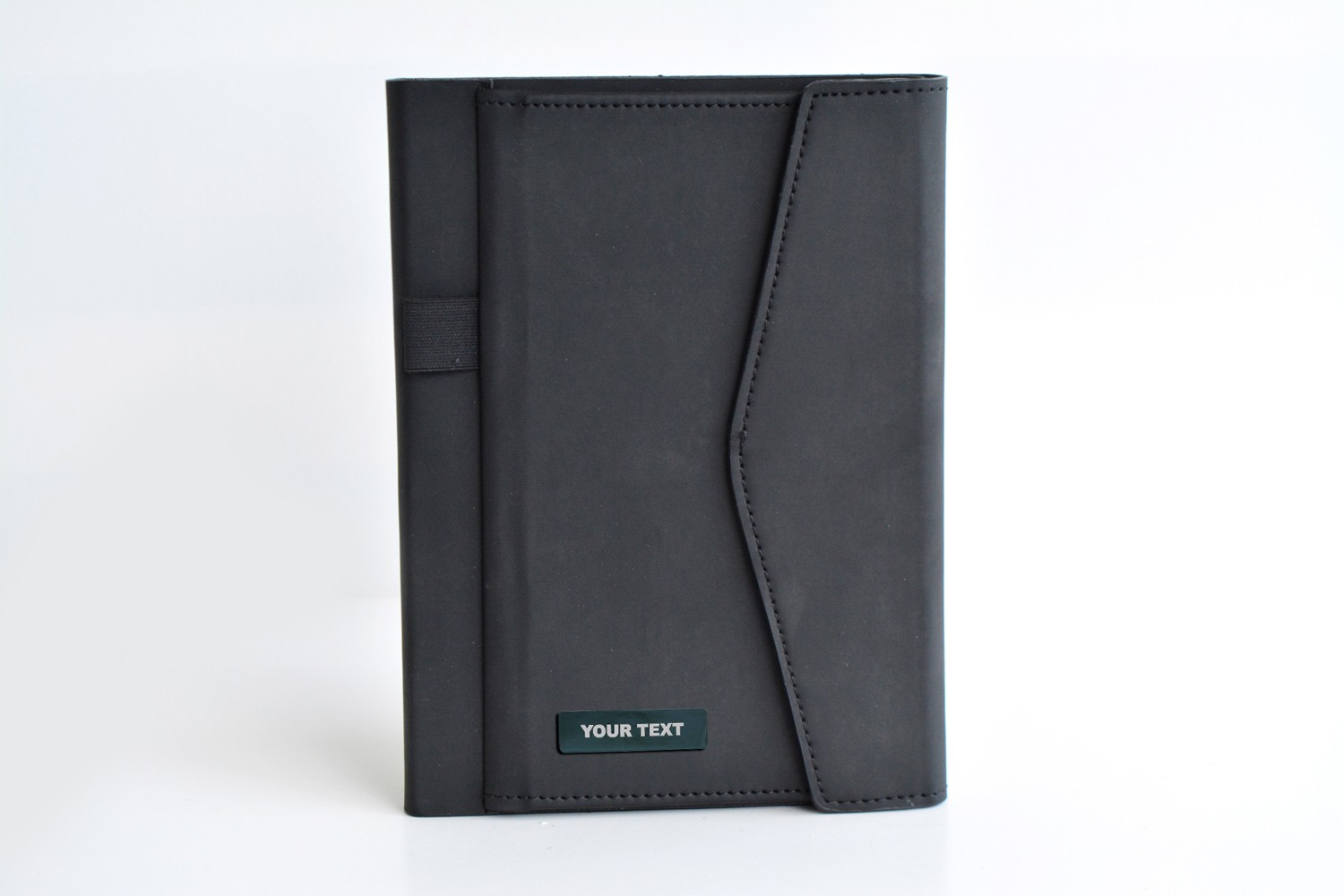 2 Tone Back Shinning Personalised Business Diary