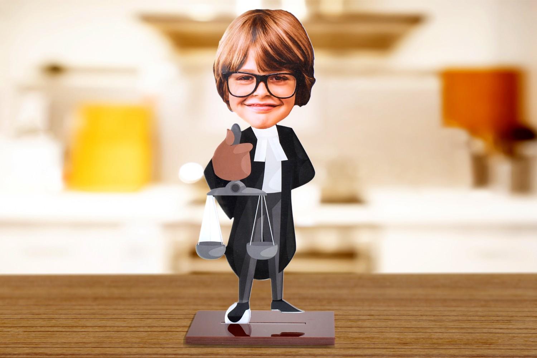 magistrate Caricature