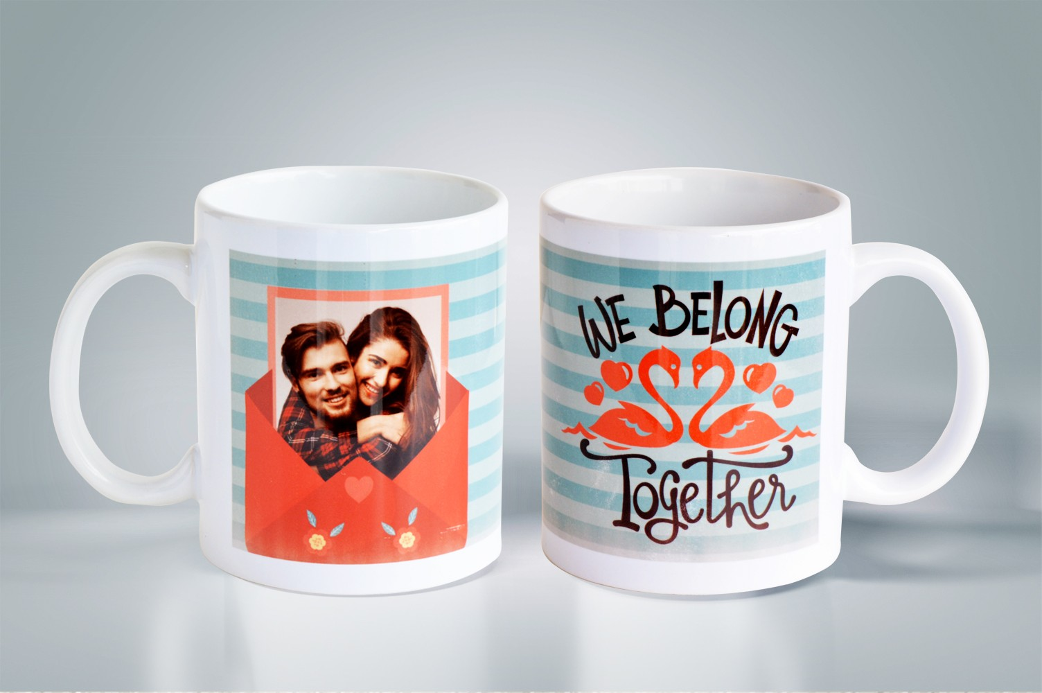 Everlasted Love Personalised Mug
