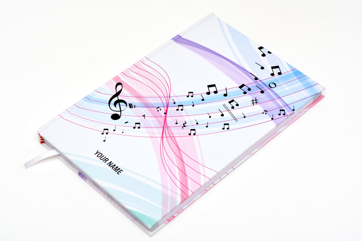 Melody of Life Notebook