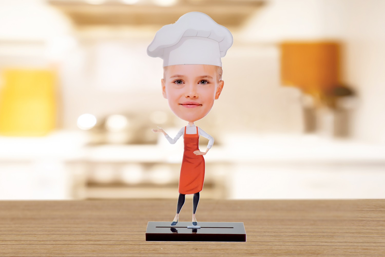 I am Chef Caricature