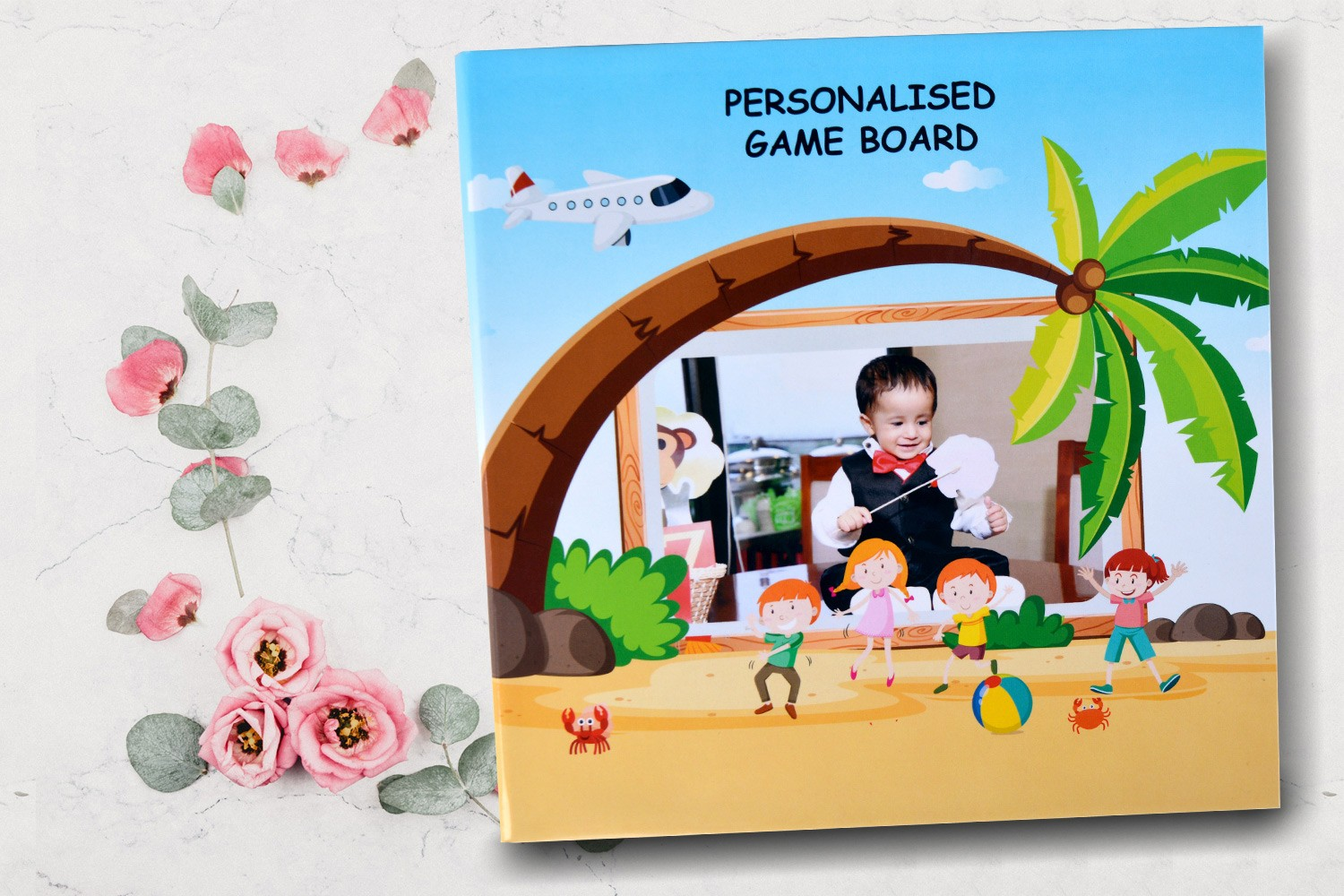 Kiddos and Fun Game Board