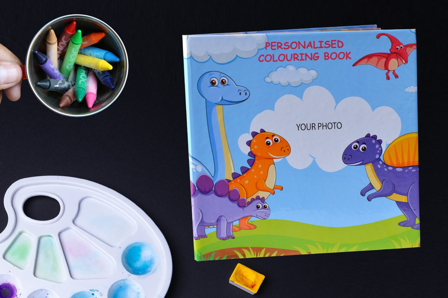 Art of coloring (For kids 3-7 years)