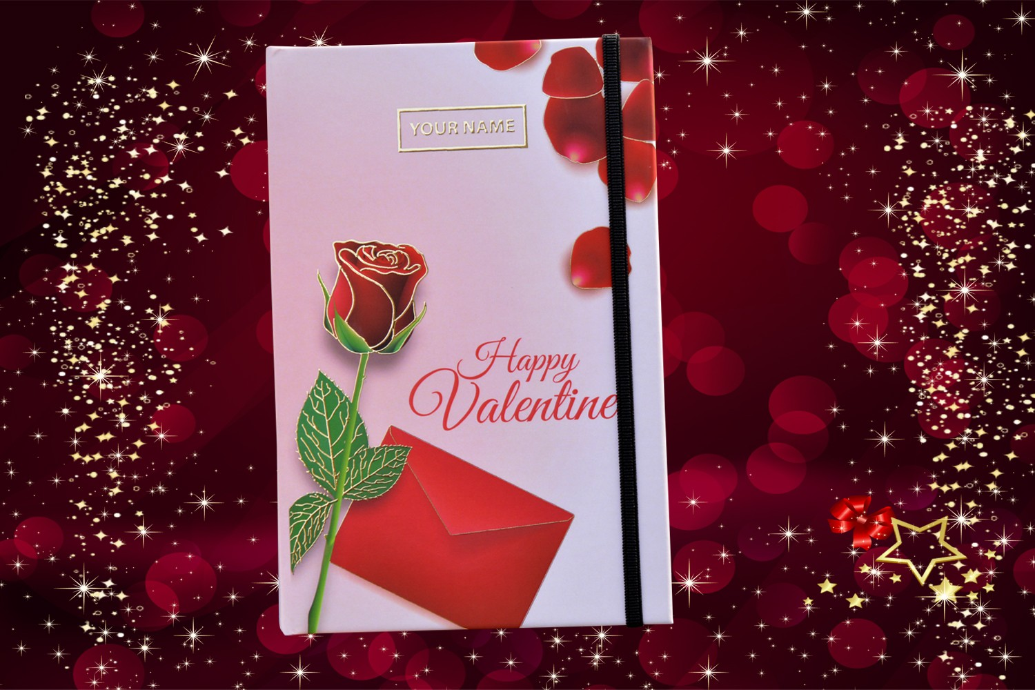 Valentines Special Notebook