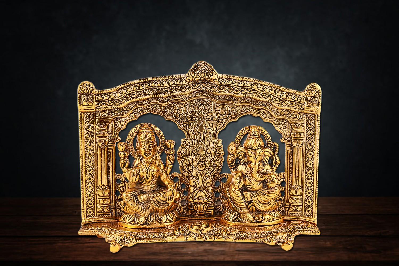 Laxmi Ganesh Idol Showpiece