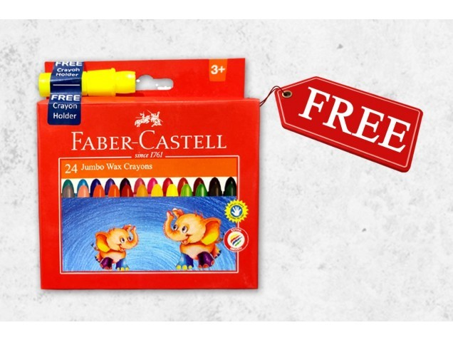 Faber Castle Colours Test Product