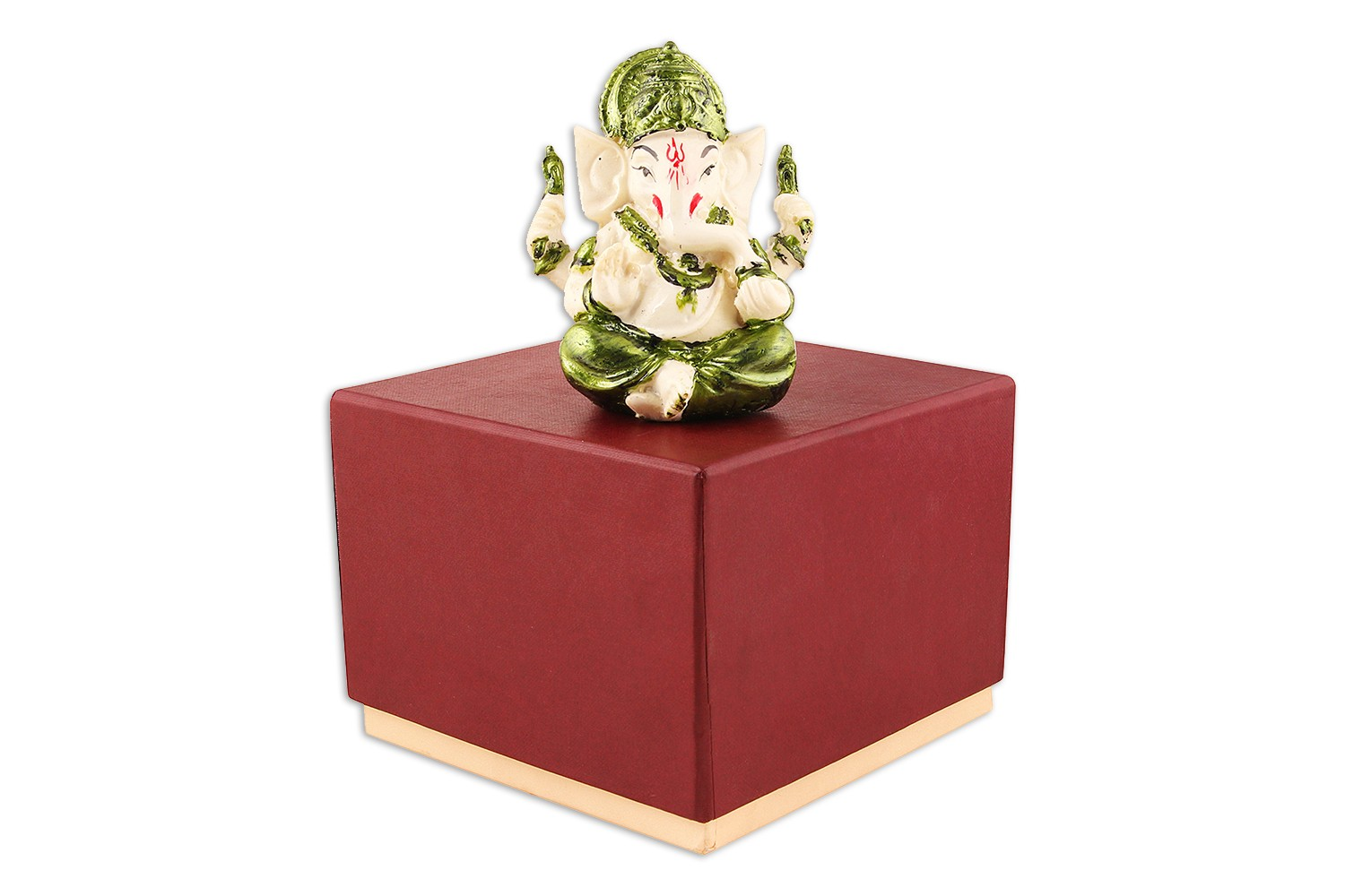 Lord Ganesha Sculpture - 4 Inches