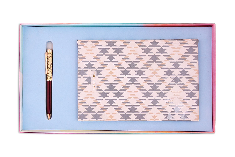 Executive Diary & Pen Combo