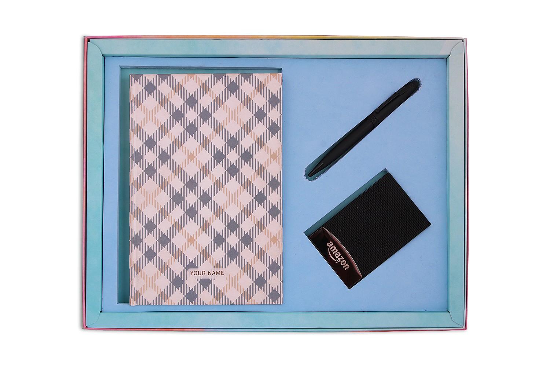 Executive Diary, Card Holder & Pen Combo 3