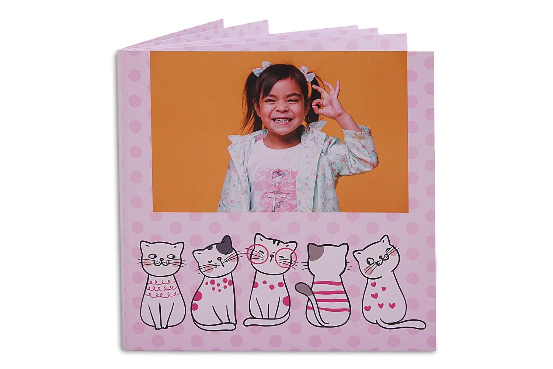 Hello Kitty 6X6 Photo Album