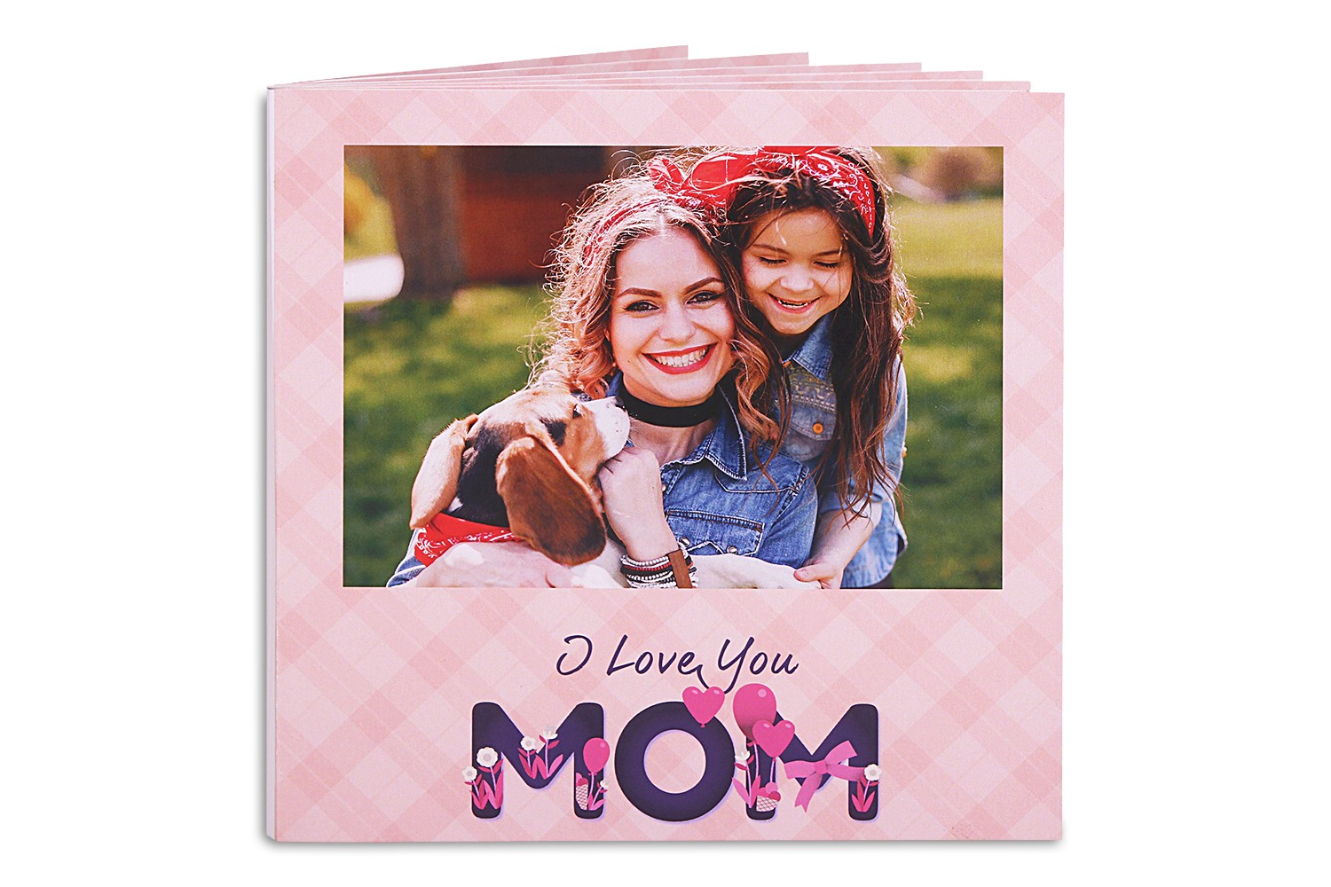 Mom's Special 6X6 Photo Album