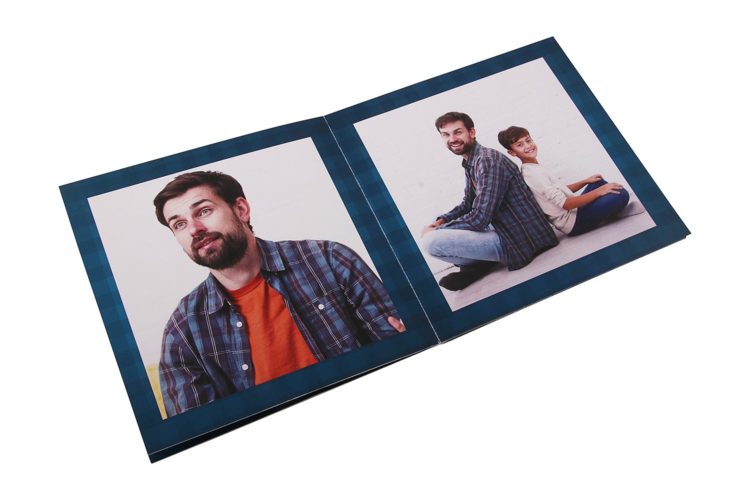 Father Special 6X6 Photo Album