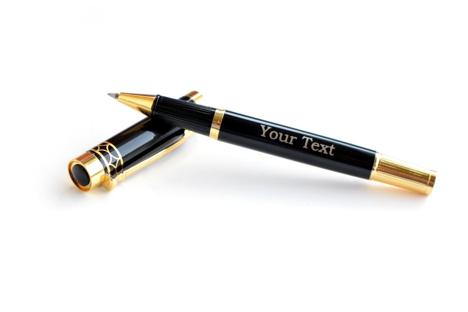 Crown Top Personalied Pen