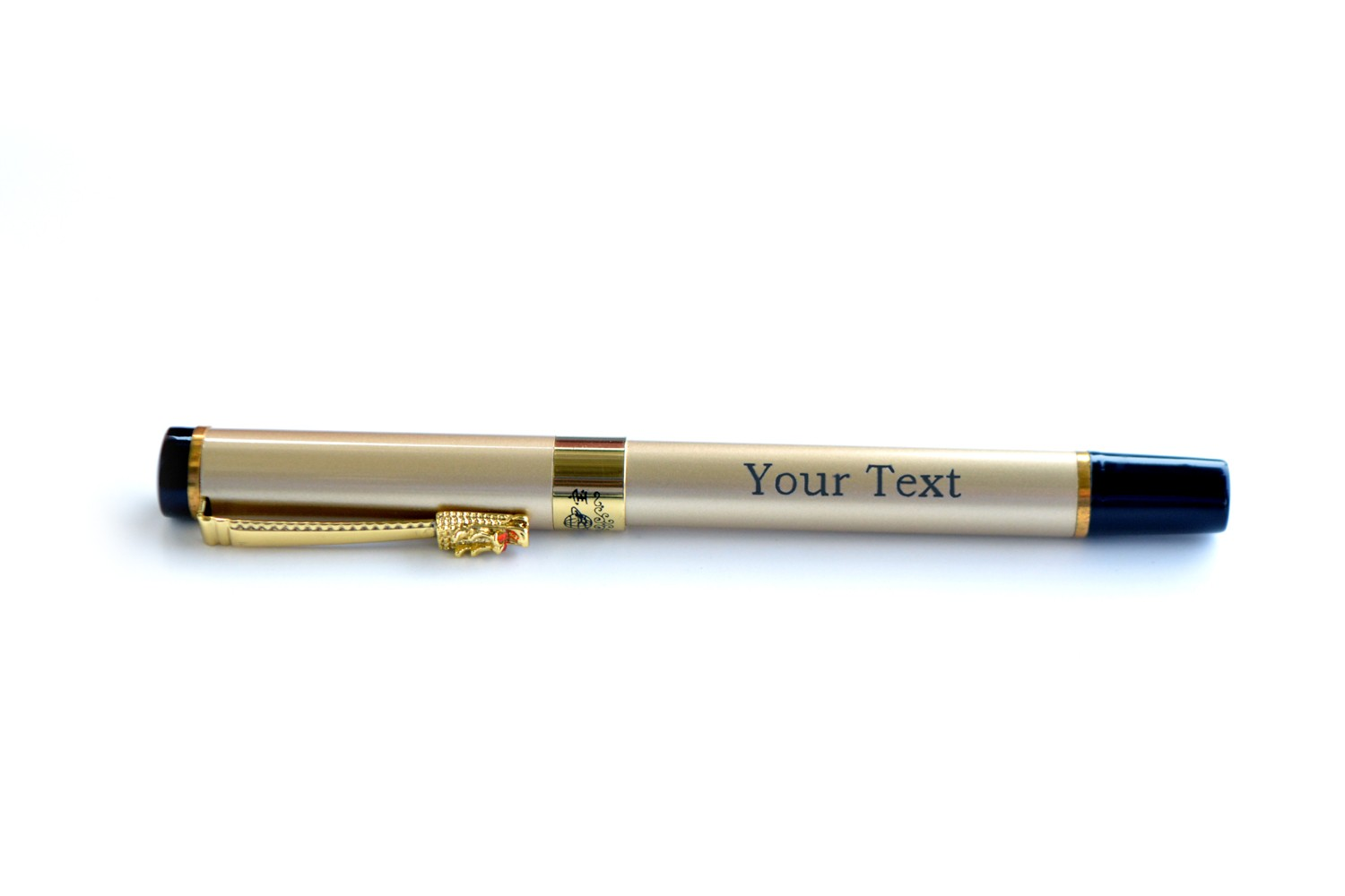 Elite Golden Personalised Pen