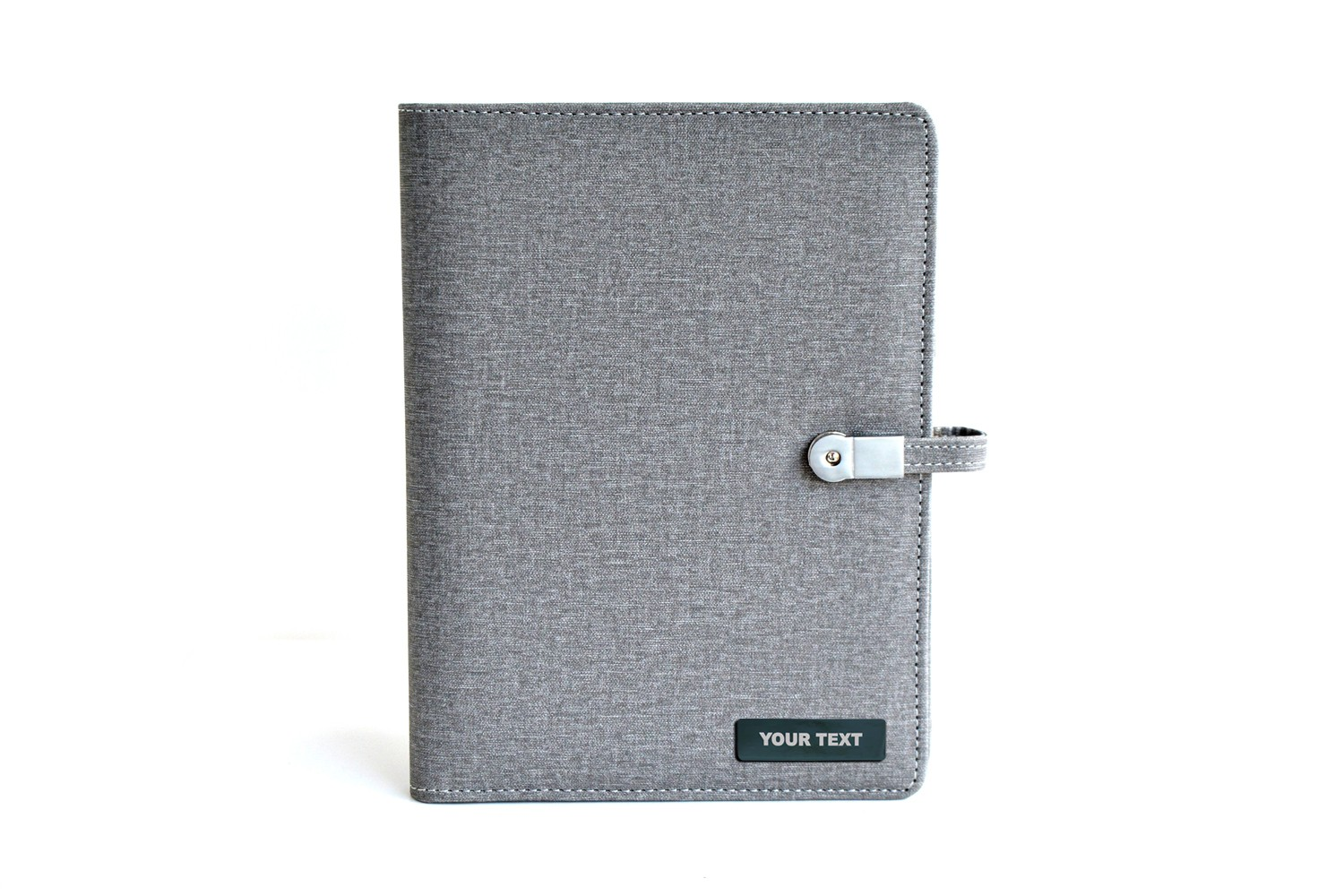Personalised Business Planner with 5000 Mah Power Bank