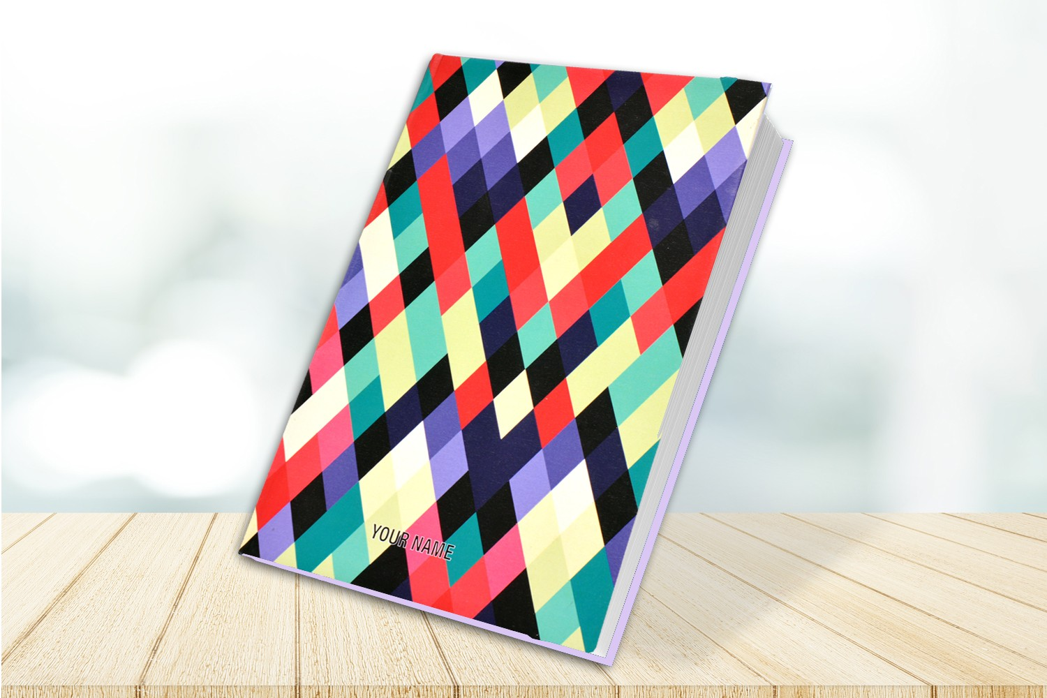 Ablaze Notebook