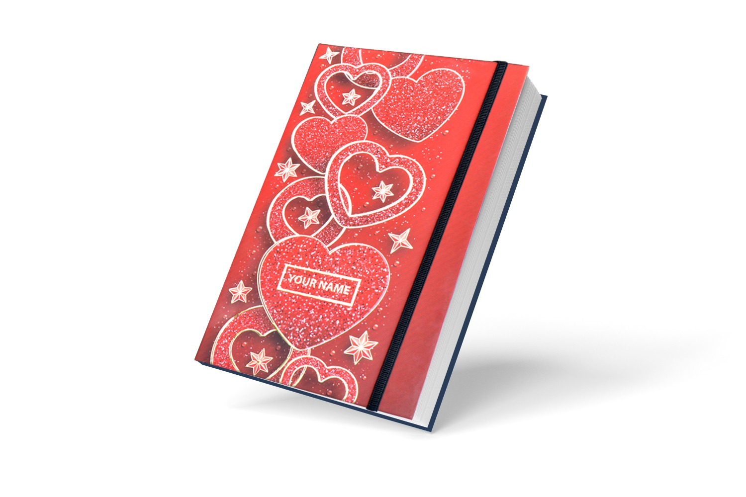 Lets put together happy moments Notebook