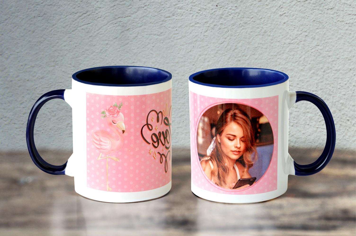 Ceramic Love Personalised Mug
