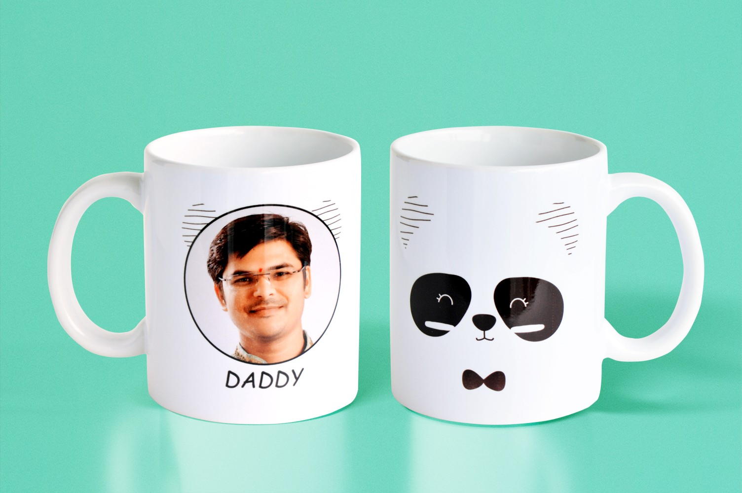 Gift For Daddy Personalised Mug