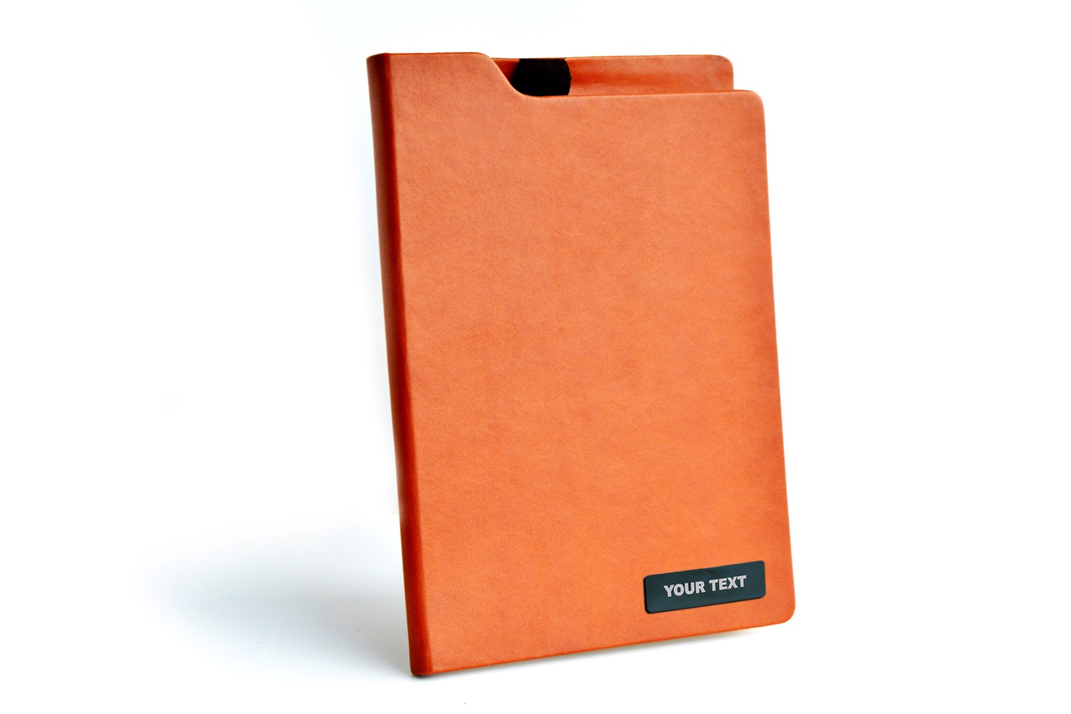 Tan Thermo PU Style Personalised Diary