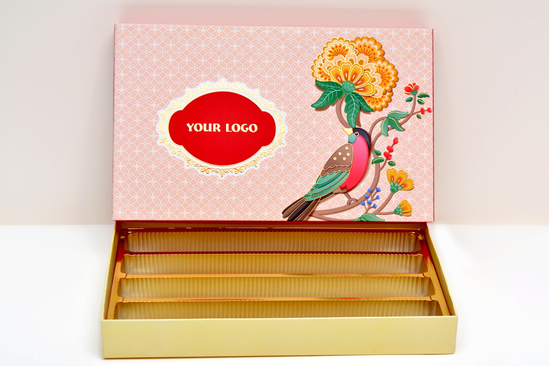 Premium Sweet Box - 4 Line (1 KG)
