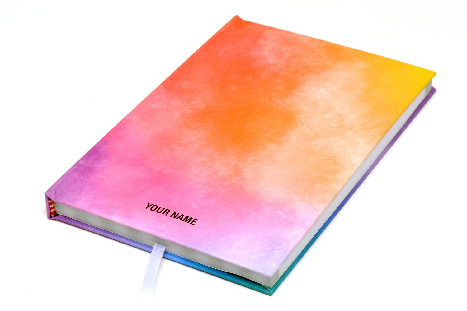 Splash Of Colors Notebook