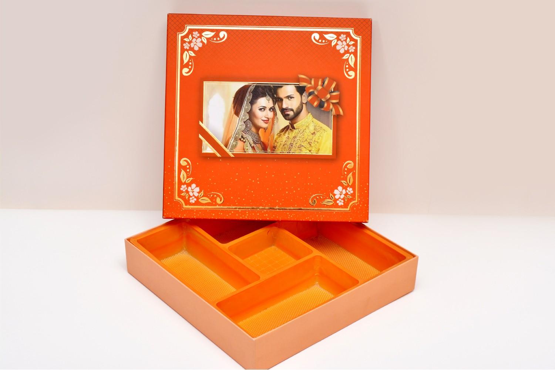 Superior Bhaji Box - 5-1 (1kg to 1.5 kg)