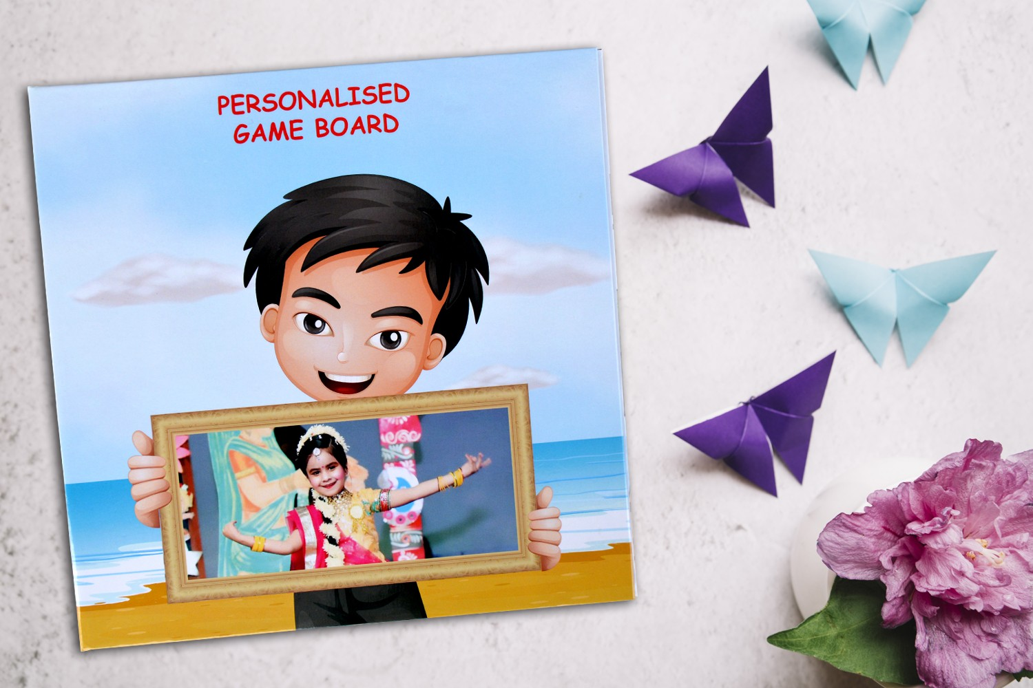 Play and Laugh Game Board
