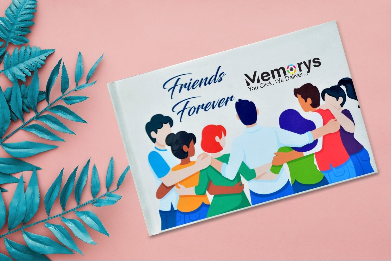 Friends Are Life Photo Album