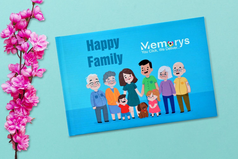Happy Family Photo Album
