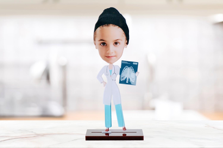 Nurse Caricature