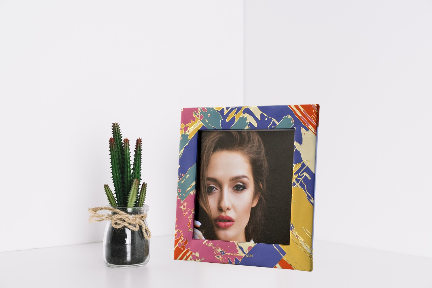 Colours of Life Photo Frame