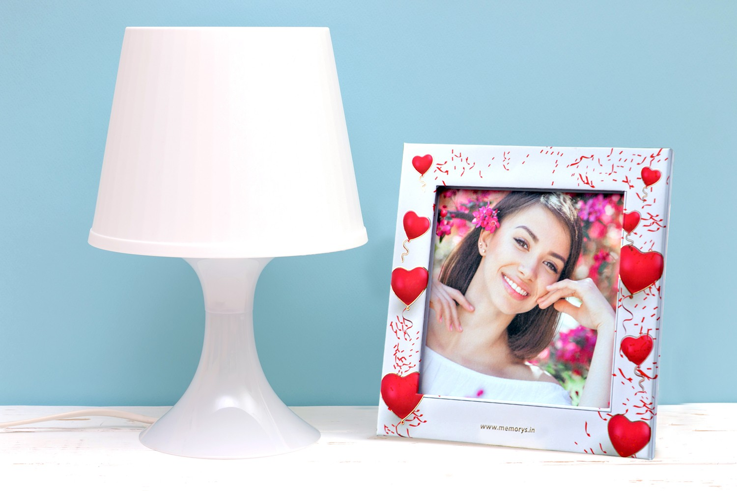 Love in the Air Photo Frame