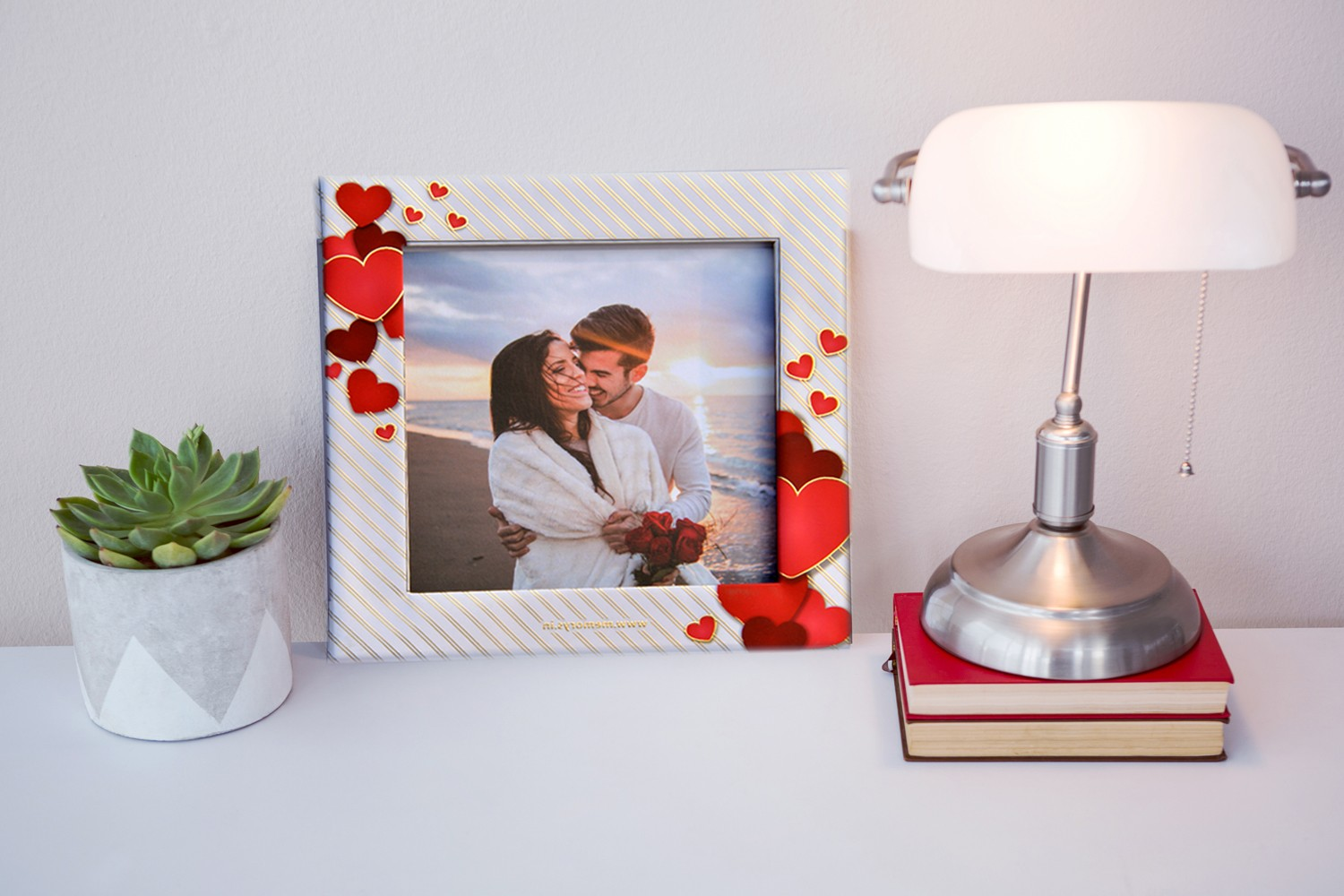 Forever Love Photo Frame